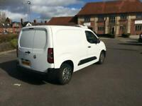 2020 Vauxhall Combo 1.6D CARGO BLUE DRIVE L1H1 2000 EDITION SS 5 DOOR WITH VERY