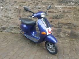 Vespa et2 50cc