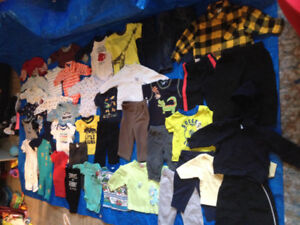 50 plus items boy 3 to 6 months