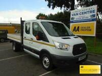 2016 Ford Transit TDCi 350 Chassis Cab Diesel Manual