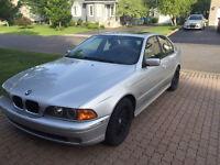 2000 BMW 5-Series 540i Sport Package - Sedan