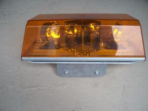 Rotary Hazard Light