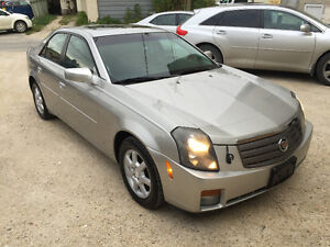 "2006 Cadillac CTS Sedan ""Brand New Safety"""