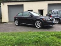 2009 59 VOLVO C30 2.0 D R-DESIGN SE SPORT 6 SPEED MANUAL ONLY 64000 MILES