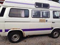Volkswagen vlla 3 campervan