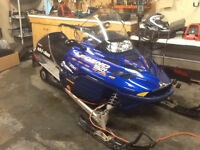 2002 SKI DOO LEGEND 700