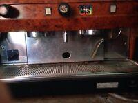 Coffe machine for sale £800 Ono