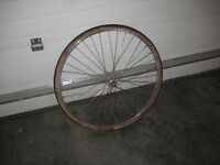 front rim with quick release