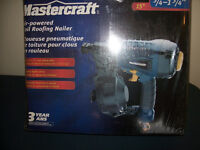 New Coil Roofing Nailer