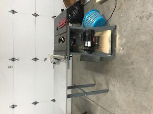 Delta 10 inch contractors table saw