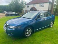 2005 Blue Honda Accord - PART EXCHANGE TO CLEAR