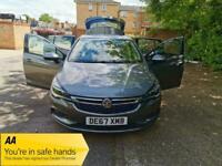 2017 Vauxhall Astra 1.4i Turbo SRi Auto (s/s) 5dr +Auto +Petrol +Parking Sensors