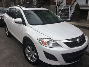 2011 Mazda CX-9 AWD **PACK LUXE**BAS KMS*7PASSAGERS*CUIR*TOIT