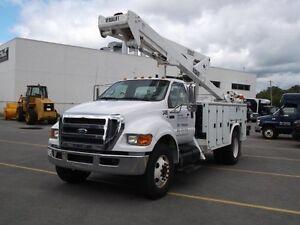 camion nacelle F650XL super duty