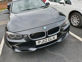 Bmw 3 Series Diesel 2012