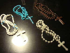 1X CHAPELETS/ROSARIES (NEUF/NEW)