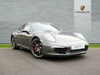 2014 Porsche 911 [991] CARRERA COUPE S 2dr PDK Auto Coupe Petrol Automatic
