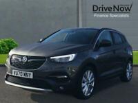 2020 Vauxhall Grandland X 1.2 Turbo Elite Nav (s/s) 5dr SUV Petrol Manual
