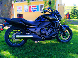 Honda 2014 CTX 700 excellent condition