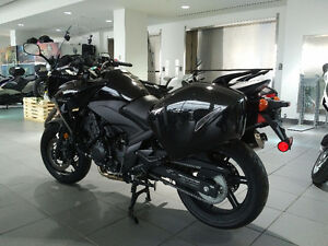 *Looking for: Honda top case for CBF1000fa