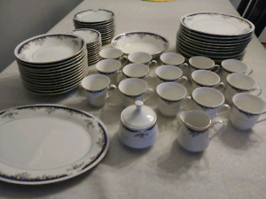 China Dinnerware Set- 66 Pieces