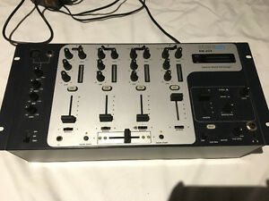 DJ EQUIPMENT - Stanton RM.404 4-Channel 19 DJ Mixing Equipment