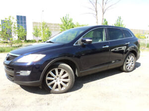 2007 MAZDA CX-9 GS AWD 7 PASSANGER  SUV FULLY LOADED