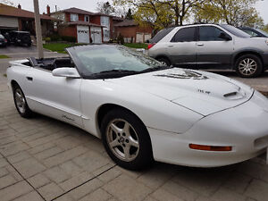 Pontiac Firehawk in excellent condition