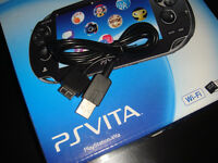 PS VITA-SYNC+CHARGE-USB CABLE-3' (NEUF/NEW)