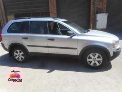 2005 Volvo XC90 Rego Perfect backpackers car