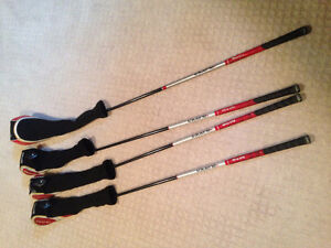 Taylor Made Burner Driver and Woods Set (Used)