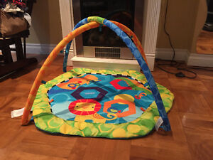 Baby Play Gym Semi New - $15 Negotiable