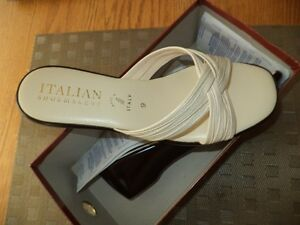 ITALIAN LEATHER SANDAL