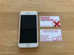 iPhone 6 Plus 16Gb - UNLOCKED with new screen and battery