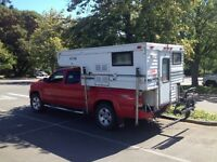 Jayco pop up camper for small truck