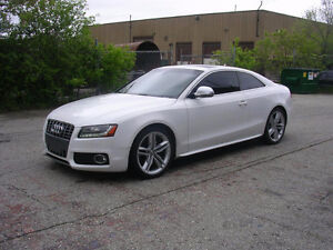 2009 Audi S5- NAVIGATION- LOADED- $19995 + HST + SAFETY