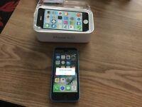 I phone 5 c blue on EE