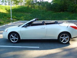 2009 Pontiac G6 Convertible Hardtop