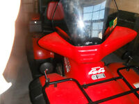 GREAT WORKING ATV IN MINT CONDITION