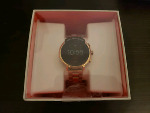 Fossil 4th Generation Womens Smartwatch