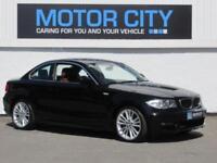 2010 BMW 1 SERIES 120D SPORT COUPE DIESEL