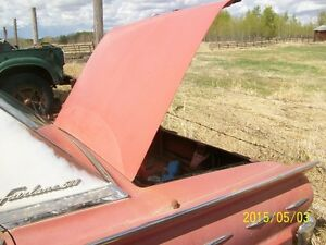 1962 Ford Fairlane 500 Project Car Strathcona County Edmonton Area image 5