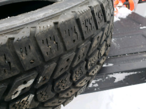 Tires. 16 inch.