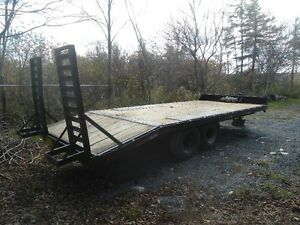 2008 tanem trailer 8-20 ft  winch TradesWelcome