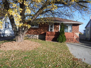 2+1 Brick Home for rent