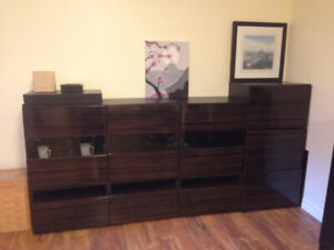 Ikea Wall Unit in good condition