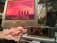 Sunset Riders for the SNES