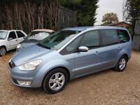 Ford Galaxy 1.8TDCi 6sp Zetec 125bhp, 7 Seater, Full Service History, 1 Prev Own