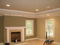 Peintres pour maison,condo,appartement 125$ par pieceNÉGOCIABLE
