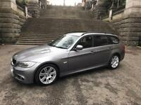 2009 BMW 3 Series 2.0 318d M Sport Touring 5dr